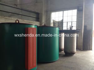 OEM Available Simple Design Continues Galvanzied Wire Annealing Furnace pictures & photos