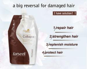 Karseell 500ml Cream Collagen Repair Hair Mask pictures & photos