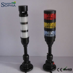 24V Signal Tower Lights for Warning with or Without Siren pictures & photos