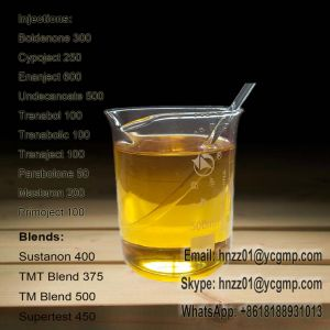 Semi Finished Liquid Testosteron Enanthate 250mg/Ml for Muscle Gain pictures & photos