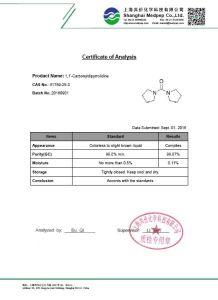 1, 1′-Carbonyldipyrrolidine[81759-25-3] pictures & photos
