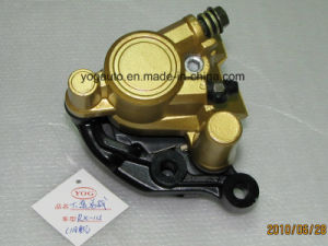 Motorcycle Parts Motorcycle Front Brake Caliper Assembly YAMAHA Rx115 pictures & photos