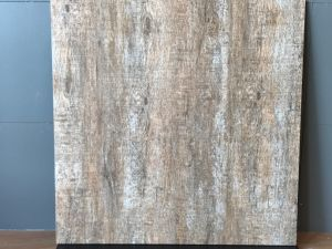 600X600mm Rustic Wood-Like Glazed Tile Lk6235 pictures & photos