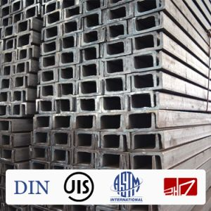 S355jr/A36/A572 U Channel/ C Channel/ Channel Beam/ Steel Beam pictures & photos