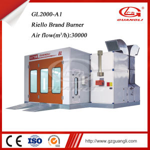 Factory Direct Supply Environment-Protection Car Spraying Booth Oven (GL2000-A1) pictures & photos