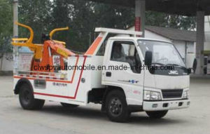 Jmc Ldr 4*2 Road Wrecker 3 Tons 3t Rescue Truck pictures & photos