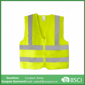 New Car Motorcycle Reflective Safety Vest pictures & photos