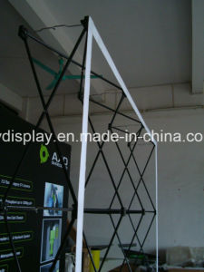8′ Aluminum Pop up Display Stand for Exhibition Advertising pictures & photos