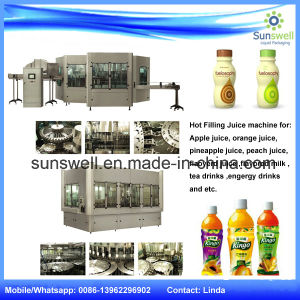 Plastic Bottle Juice Filling Machinery pictures & photos