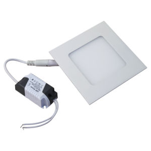 2016 Hot Sale 12W Small Round LED Panel Light pictures & photos