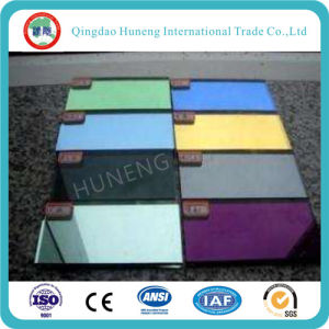 Purple Color Colored Aluminium or Silver Mirror with ISO Ce SGS pictures & photos