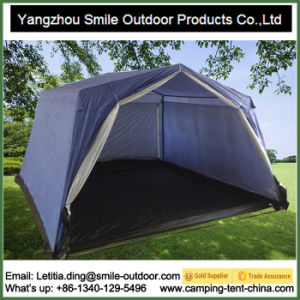 8-10 Persons Cheap Simple Design Waterproof Square Relief Tent pictures & photos