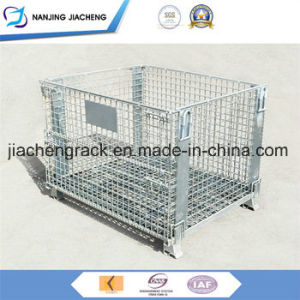 Professional Design Strong Metal Hot DIP Galvanized Wire Container pictures & photos