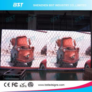 Outdoor Full Color Rental LED Screen for Anniversary Stage pictures & photos