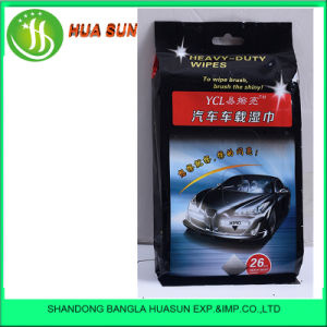 Whole Sale High Quality Car Cleaning Wet Wipes pictures & photos