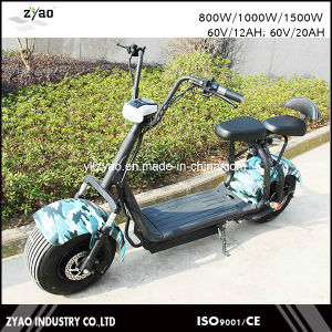 Electric Scooter Harley 2017 1000/1500W 12ah 20ah City Coco pictures & photos
