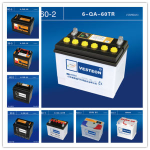 Mf DIN Car Battery 45ah 238X175X175 pictures & photos