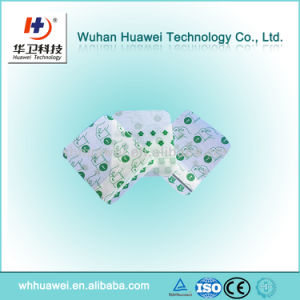 FDA Approval Sterile Disposable Ultra-Thin Semi-Permeable IV Transparent Dressing pictures & photos