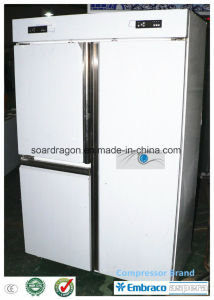 Stainless Steel Refrigerator with Customized Size pictures & photos