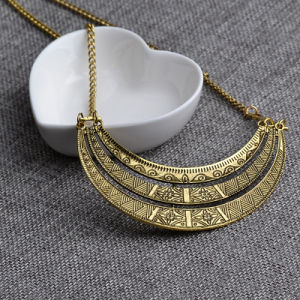 Metal Chunky Statement Pendants & Necklaces Bib Collar Chokers Necklace Jewelry for Women pictures & photos