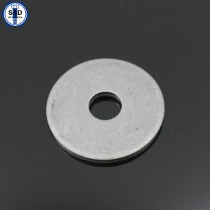 Galvanized Non-Standard Flat Washers Customer Design pictures & photos