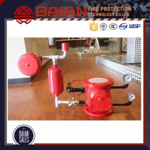 Wet Pipe Fire Alarm Check Valve 3 to 8 Inch Fire Fighting Equipment pictures & photos