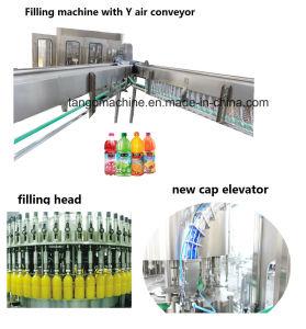 Juice Complete Processing Mono-Bloc Bottling Filling Machine for Orange Mango Apple Pineapple pictures & photos