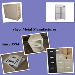 China Metal Fabrication for Duplex Panels (GL018) pictures & photos