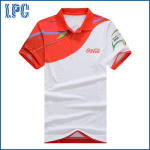 OEM Cocacola Staff Work Polo Uniforms pictures & photos
