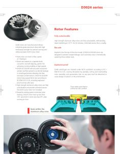 High Speed Micro Air Cooling Centrifuge pictures & photos