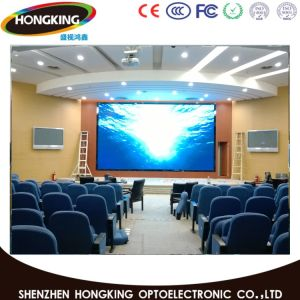 High Definition P6 Rental Indoor LED Sign Board pictures & photos