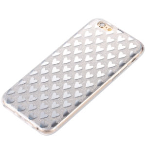 Fancy Holographic 3D Laser Diamond Melting TPU Phone Case for iPhone 7 pictures & photos
