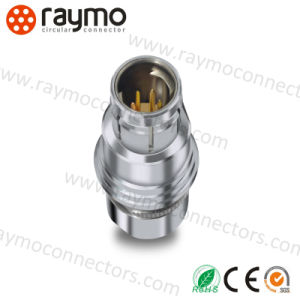 102 Series Ss Short Plug Connector 5pin Circular Cable Connector IP68 pictures & photos
