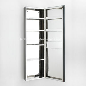 Hot Selling Stainless Steel Bathroom Mirror Store Cabinet 7058 pictures & photos