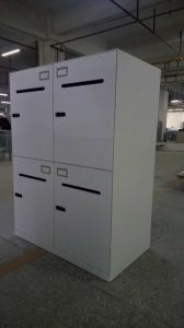 4 Doors Letter Box Cabinet/ Steel Furniture pictures & photos