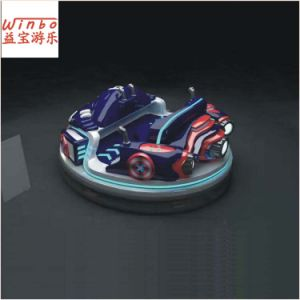 Playground Equipment Battery Bumper Car for Adult and Kids Amusement (B02-PE) pictures & photos