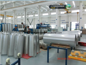 Chinese Stainless Steel Autoclaved Aerated Concrete Brick Production Line Autoclave for Industry with Valves pictures & photos