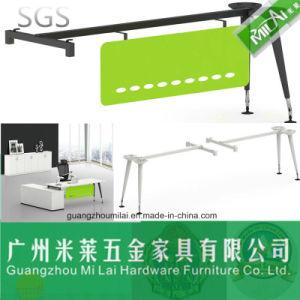 Office Hardware Powder Coating Surface Steel Desk Frame Leg pictures & photos