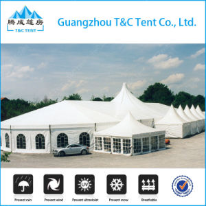 Aluminum Frame with PVC Covering 1000 Seats Mixed Party Tent for Wedding Ceremony pictures & photos