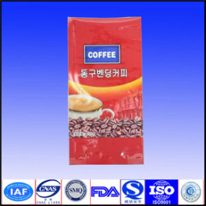 Side-Gusset Coffee Pouch Bag pictures & photos