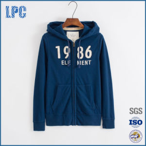 Comfortable Vintage Casual Embroidery Leisure Hoodies pictures & photos