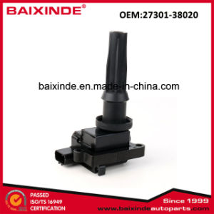 China Factory Car Ignition Coil 27301-38020 for HYUNDAi Sonata, Santa Fe; KIA Optima, Magentis; Free Sample pictures & photos