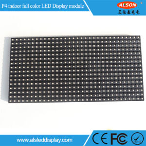 HD SMD P4 Indoor Full Color LED Module for Stage Advertising pictures & photos