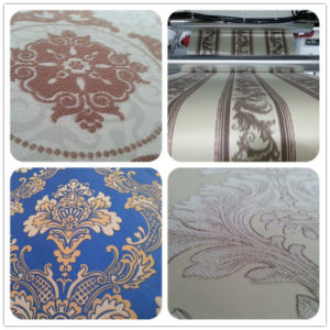 Fully Automatic Wallpaper Making Production Line pictures & photos