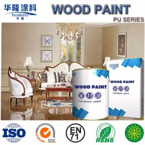 Hualong PU Transparent Clear Wood Basecoat (HJ1001) pictures & photos