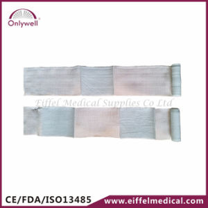 Medical Czech Standard First Aid Bandage with Two Pad pictures & photos