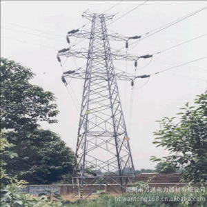 110kv 220kv Transission Steel Tower pictures & photos