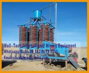 Ilmenite Rutile Ore Spiral Concentrator Equipment pictures & photos