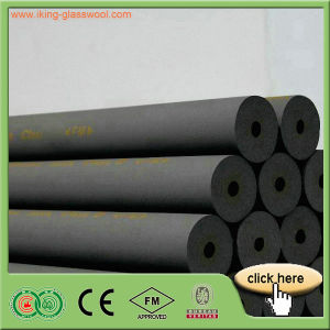 PVC NBR Plastic Rubber Foam Insulation Tube (IK-RF06) pictures & photos