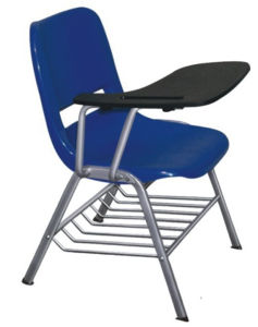 Hot Sale School Student Training Office Chair with Writing Pad pictures & photos